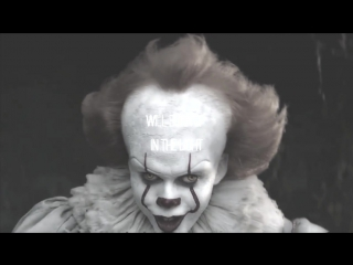 Pennywise x Roman Godfrey    YOU MAKE ME WANNA DIE