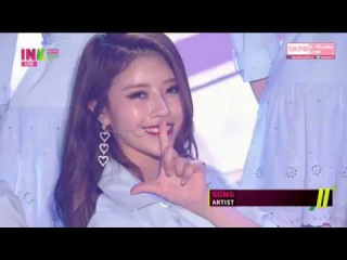 170909 Lovelyz - Now, We + Ah-Choo Incheon K-Pop Concert