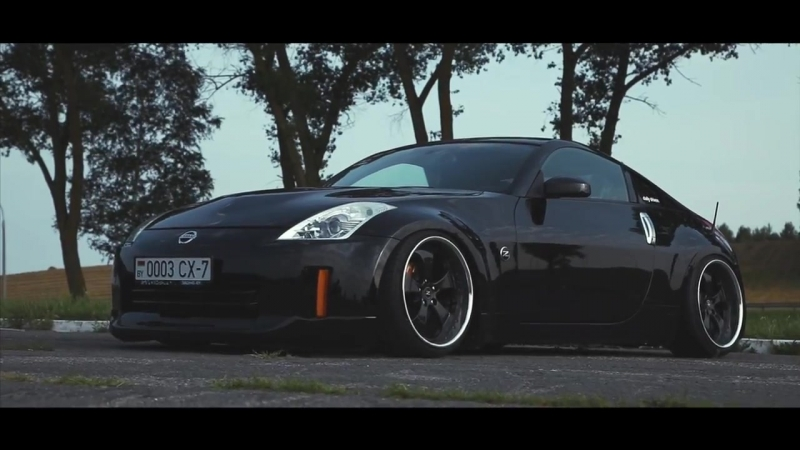 NISSAN 350Z l STANCE Perfect Stance