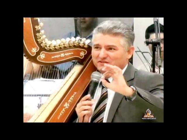 Divino Companheiro - Narcizo Lucena e sua Harpa na ADM - Novo Amazonas