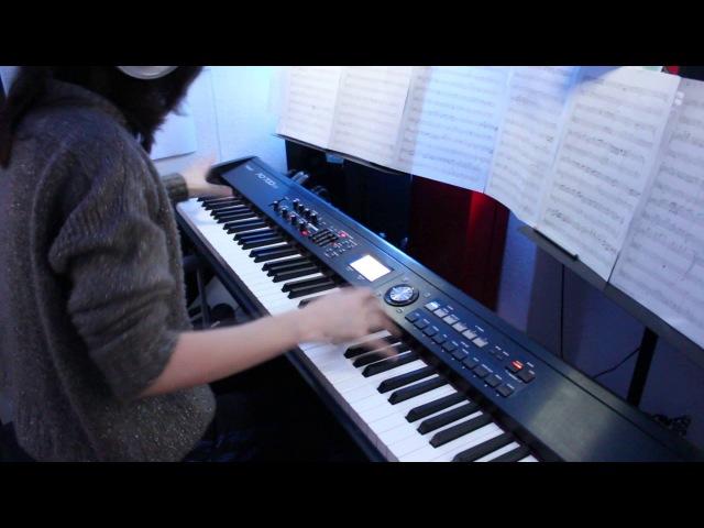 W.A.S.P. - Heaven's Hung In Black - piano cover