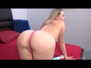 Mia malkova's solo fest [blonde,toys,vibrator,masturbation,solo,big ass,new porn 2018]