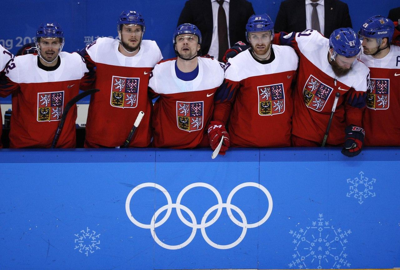 Сборная Чехии по хоккею объяснила, почему запретила россиянам снимать свою тренировку