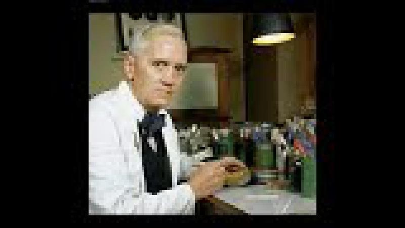 Alexander Fleming famoso por el descubrimiento de la penicilina