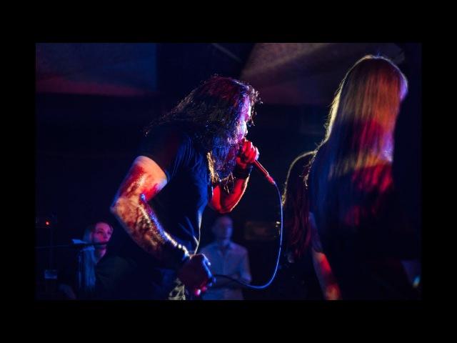 Ulfdallir Death in Fire cover Amon Amarth 05 11 2017 Голос Фьордов vol 1 Город