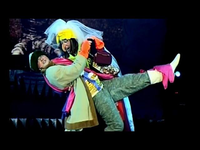 Отрывок из спектакля Как Иван Дурак Новый Год спасал по пьесе Ирины Сафоновой