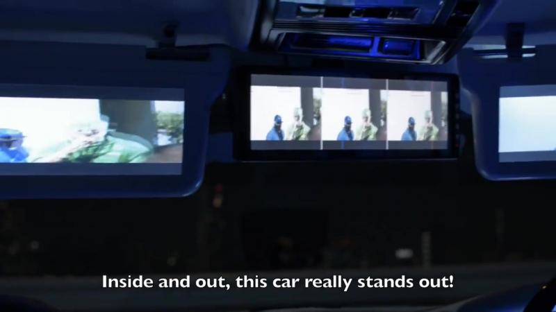 LED Toyota Crown ド派手なトヨタ クラウン Tokyo Midnight Test Drive 東京首都高速ドライブ Steves POV スティーブ的視点