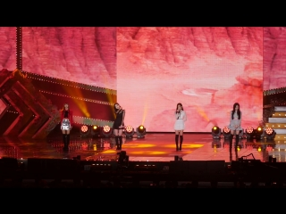 171028 BLACKPINK - STAY @ Pyeongchang Music Festa