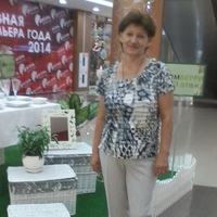Нина Мустозяпова