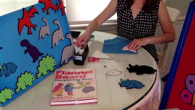Мастер класс Как сделать фетровые игрушки для фланелеграфа своими руками