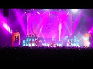 The Misfits/Astro Zombie/The Forum LA/12-30-017