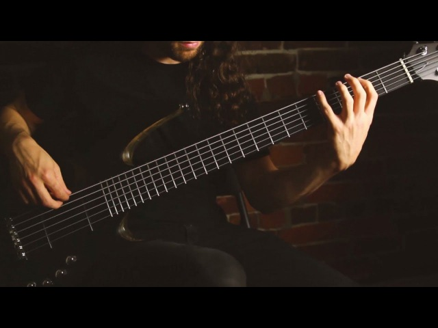 Archspire Relentless Mutation official bass playthrough