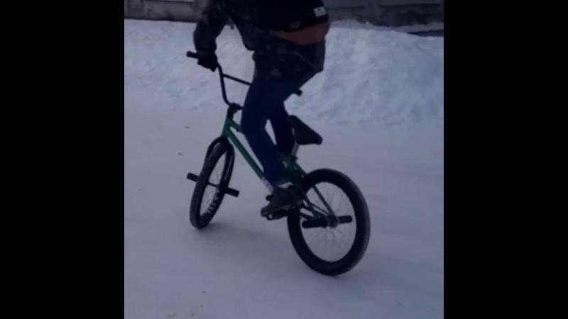 Bmxstreet зимний 🙂