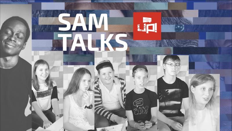 Sam Talks — UpCamp
