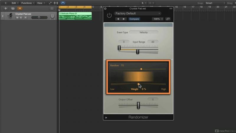 MacProVideo - Logic Pro FastTrack 102 The MIDI FX