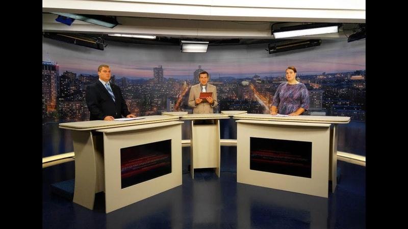 Евгений Суржко и Анастасия Буторкина приняли участие в программе «Правовое поле»