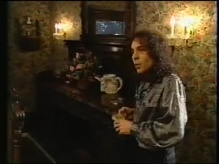 Ronnie James Dio - tour of his
