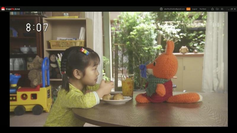 820 連続テレビ小説 半分、青い。(121)「生きたい!」「NHK asadora Hanbun, Aoi」