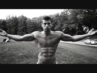 Lazar novovic   natural workout transformation