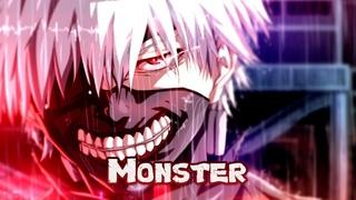 Tokyo Ghoul: Re Unravel「AMV Anime 2019」DRAGON KANEKI vs FURUTA&Arima - Monster