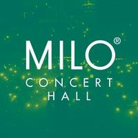 Логотип MILO CONCERT HALL