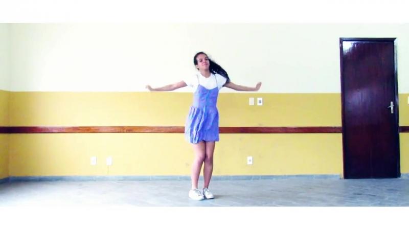 FANCOVER 180605 Honey Popcorn Bibidi Babidi Boo by Dance Dream