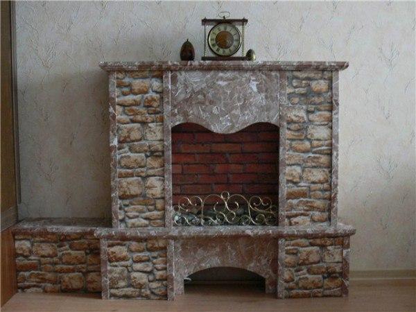 Декоративный камин, изображение №14