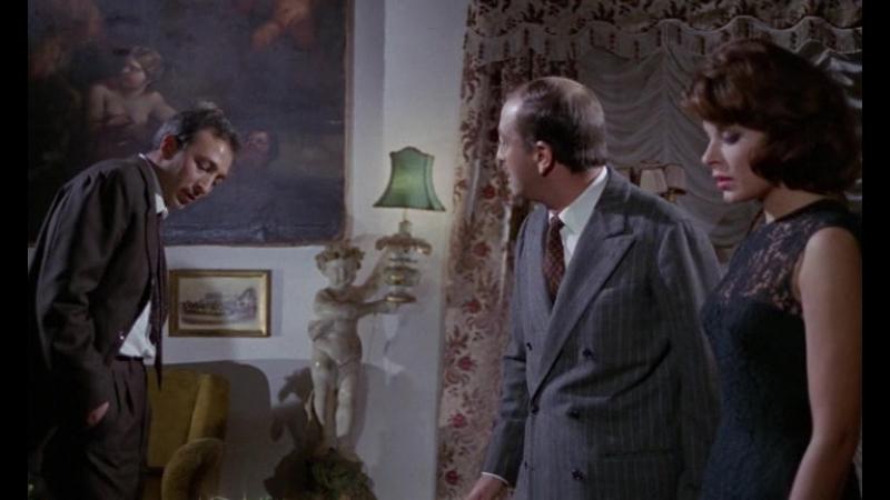 Кэмерон Митчелл в фильме Шесть женщин для убийцы Ужасы триллер Италия 1964