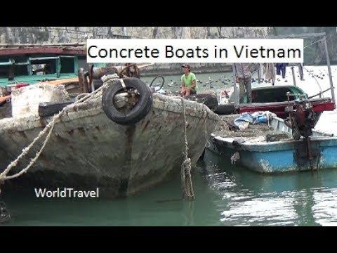 Лодка из битона