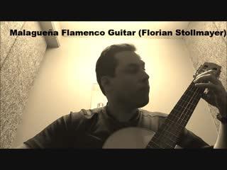 Malagueña Flamenco Guitar by Florian Stollmayer