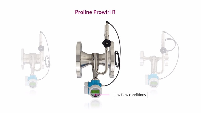 Unboxing and commissioning of Prowirl 200 multivariable vortex flowmeter