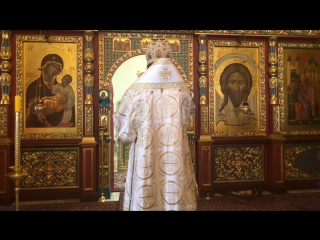 Проповедь митрополита Марка. Святитель Николай