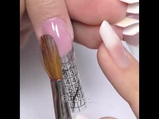 Как добавить полигель на уже смоделированный ноготь