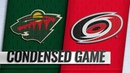 03/23/19 Condensed Game: Wild @ Hurricanes