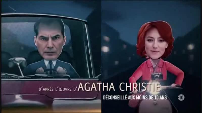 Загадочные Убийства Агаты Кристи Безмолвный свидетель Сезон 2 Серия 3
