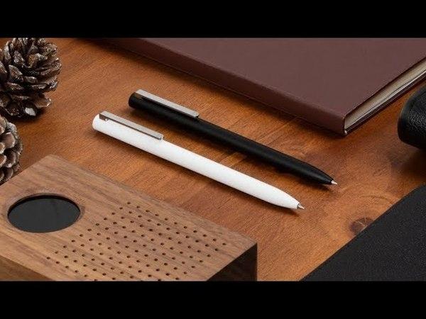 Ручка Xiaomi mijia premec mikuni с запасными пастами Качество Швейцарии Японские чернила