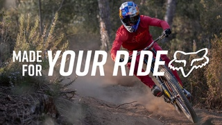 FOX MTB   MADE FOR YOUR RIDE – EPISODE 2   LOIC BRUNI