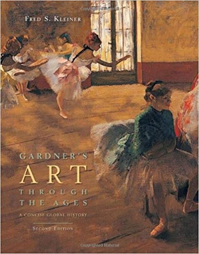 6245.Gardner's Art Through the Ages A Concise Global History by Fred S. Kleiner