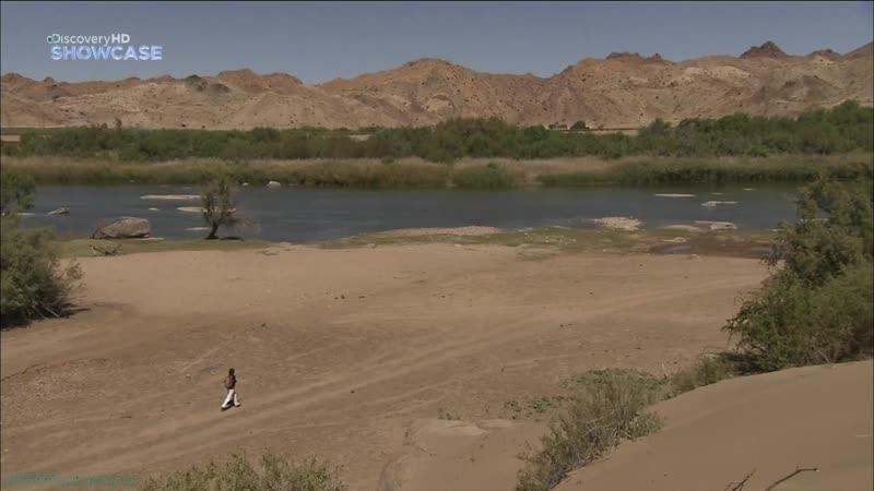 BBC Прогулки по Южной Африке 4 Пустыня Калахари Познавательный природа путешествие 2010