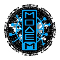 Логотип МодеМ / Электро-Рок