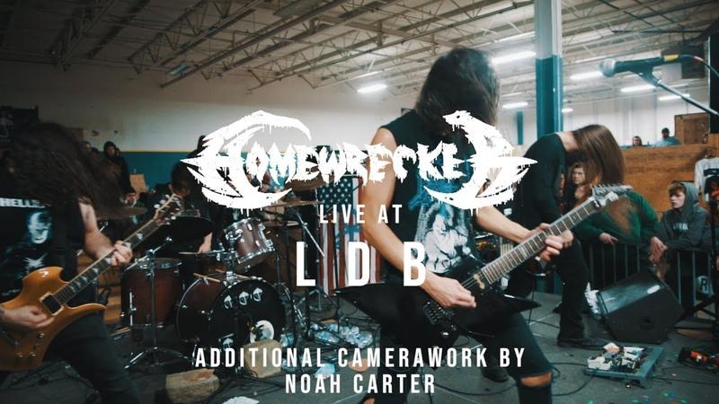Homewrecker - 02/08/19 (Live @ LDB Fest)