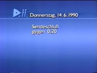 Dff-1 sendeschluß ()