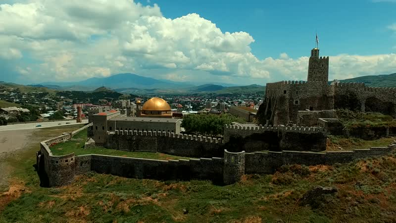 რაბათის ციხე. rabati castle. крепость рабат