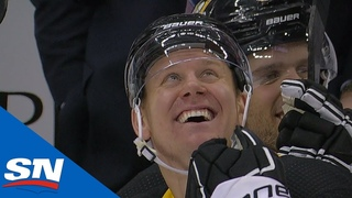 Patric Hornqvist Records Fastest Hat Trick In Pittsburgh Penguins History