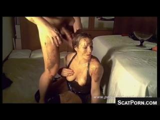 порно фото дерьмо во рту