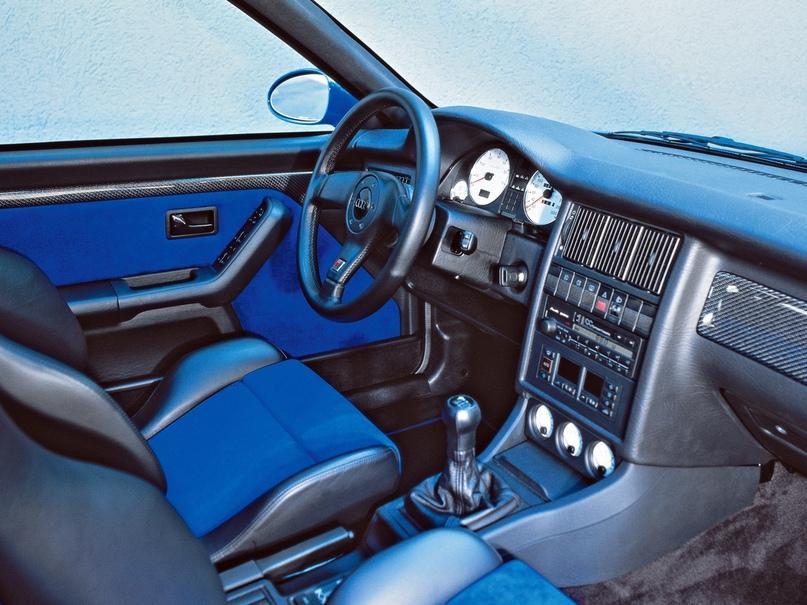 1994 Audi Avant RS2 — Авто подарившее жизнь Порше, изображение №7