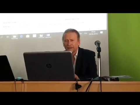 Jiří Pešek Osud prázdných kostelů 4 6 2019