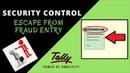 Amazing Hidden Feature of Tally ERP 9 (2019)    Security Control in Tally [Tech Guru Plus]