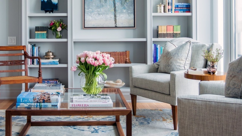 Interior Design An Elegant Condo Where Traditional Meets Modern