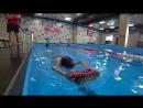 Персональная тренировка в бассейне тренер Александр Чельдиев